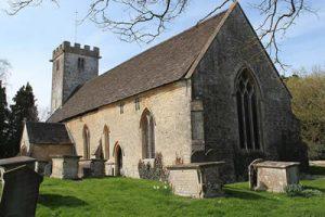 St John the Baptist Church in Little Somerford